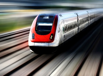 modern-train-speeding