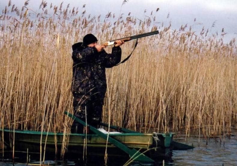 Охота в Ростовской области со всем необходимым