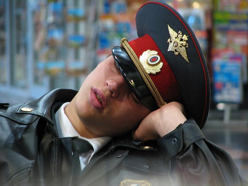 Днем рождения, картинка с полицейским смешная