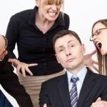 Коллеги - угроза семейному счастью?