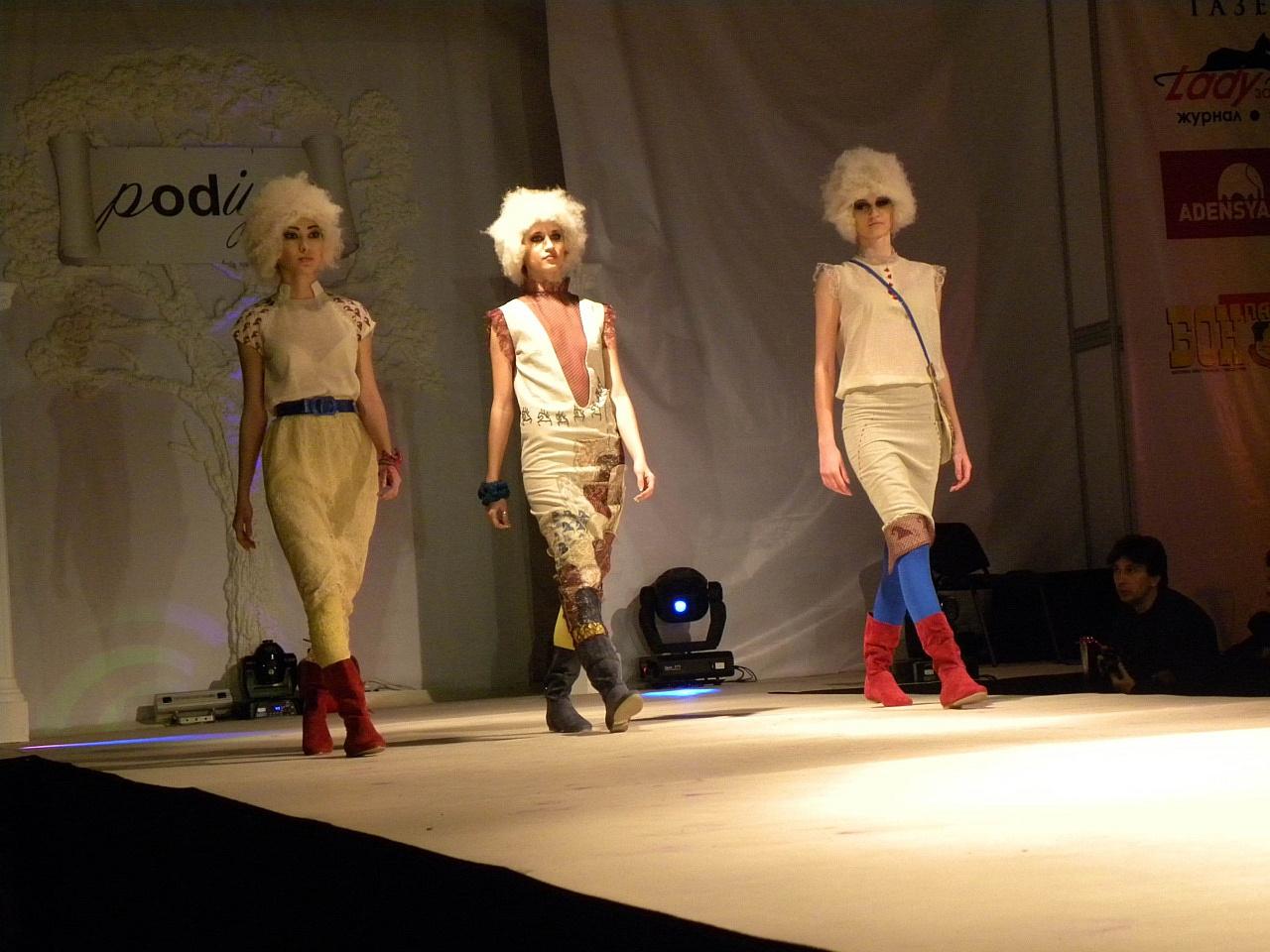 Конкурс модельеров для детей
