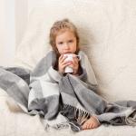 Чем лучше кормить детей в сезон простуд