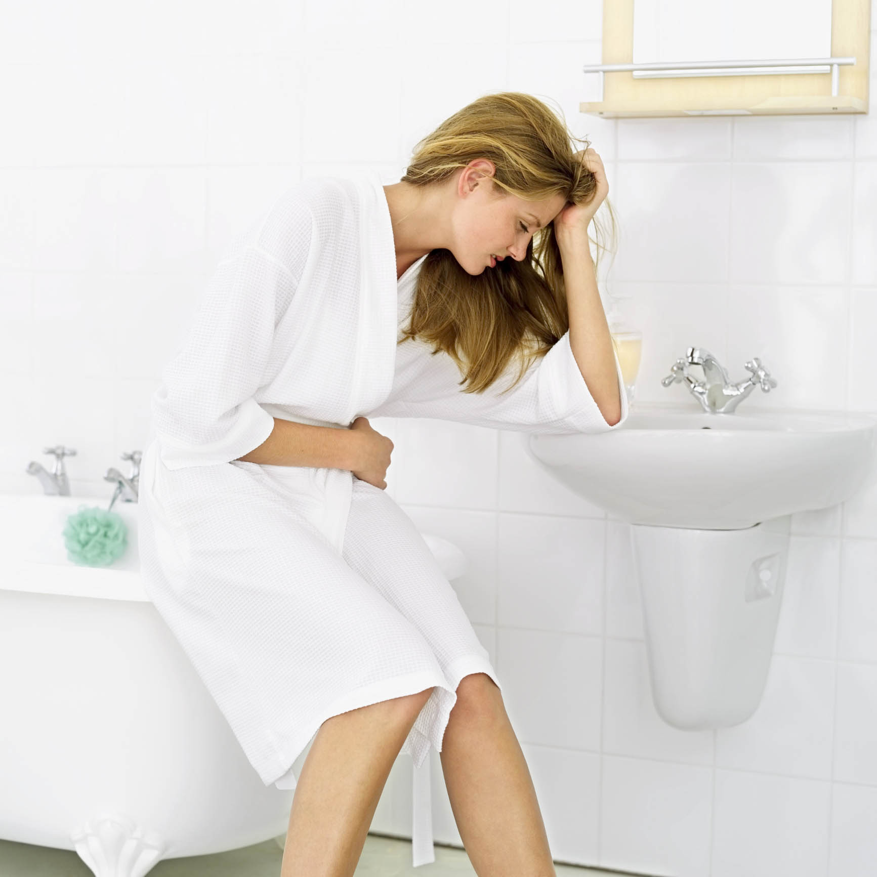Тошнота понос время беременности