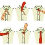 Всё о галстуках - как выбрать, завязать, ухаживать и чистить