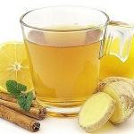 Имбирь, лимон и мёд - в помощь иммунитету