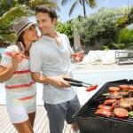 И всё-таки мясо должен готовить мужчина, э!