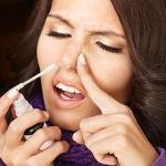 Шесть рецептов от заложенного носа
