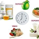 Почему и что нужно есть по часам