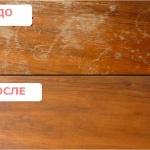 Как просто и быстро избавиться от царапин на деревянной мебели