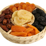 Какая польза в сушёных фруктах и овощах