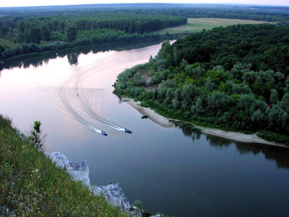 Почему реку назвали дон