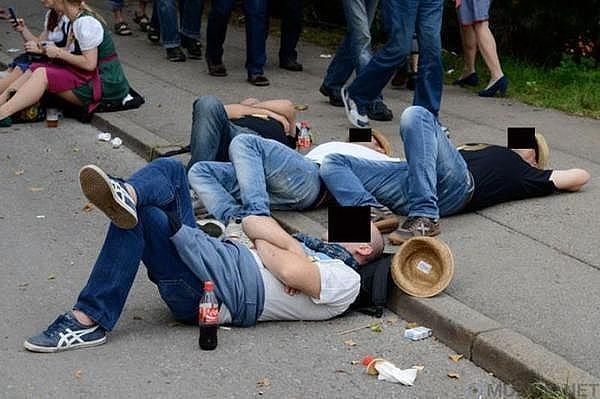 праздник пива в германии 2015 фото