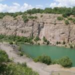 Длинный каньон в Ростовской области