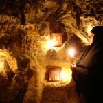 Подземный монастырь (Мигулинские пещеры)