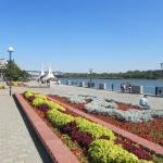 Набережная реки Дон в Ростове-на-Дону