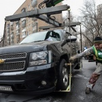 Что делать, если вашу машину утащил эвакуатор