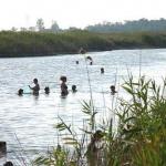 Пелёнкино - лечебное грязевое озеро