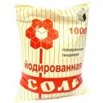 Йодированная соль – варить запрещено