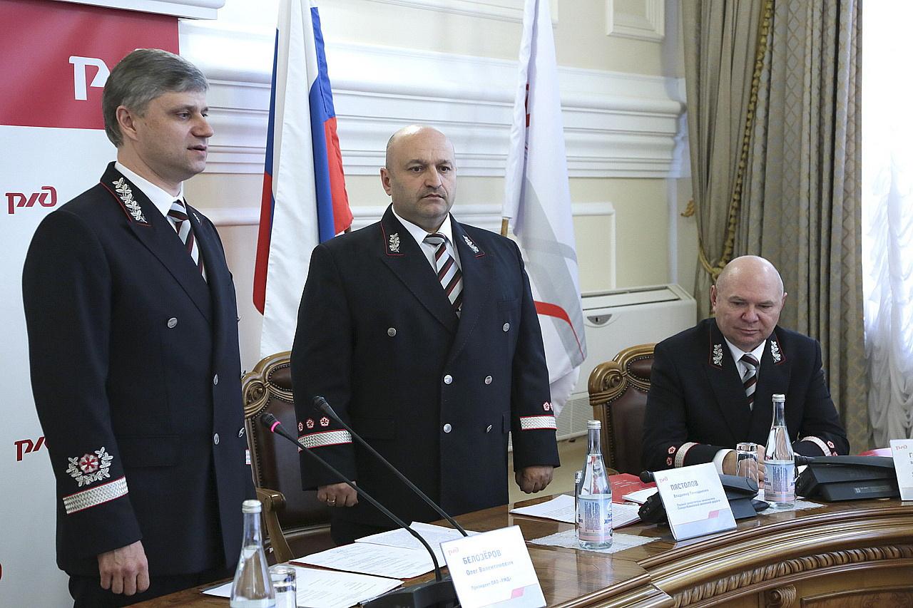 Владимир Пястолов возглавил Северо-Кавказскую железную дорогу