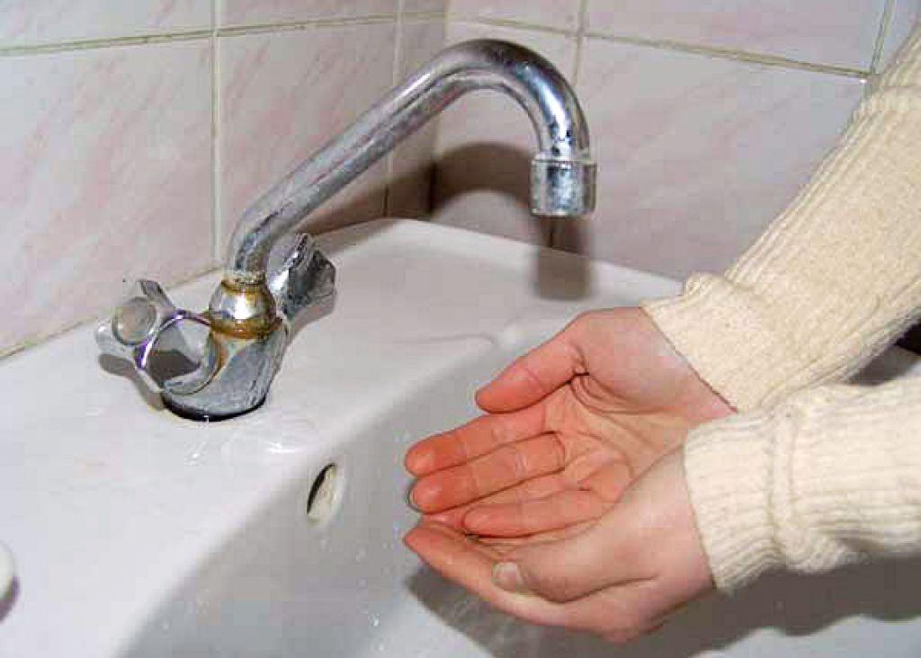 Почему отключили горячую и холодную воду
