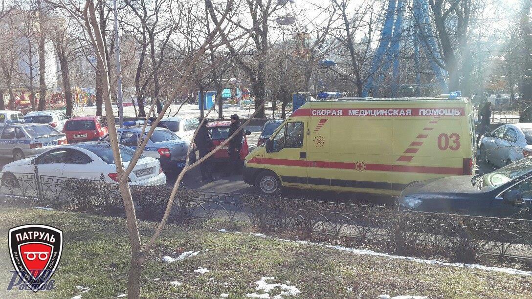 ВРостове наПушкинской произошла стрельба: пострадал прохожий
