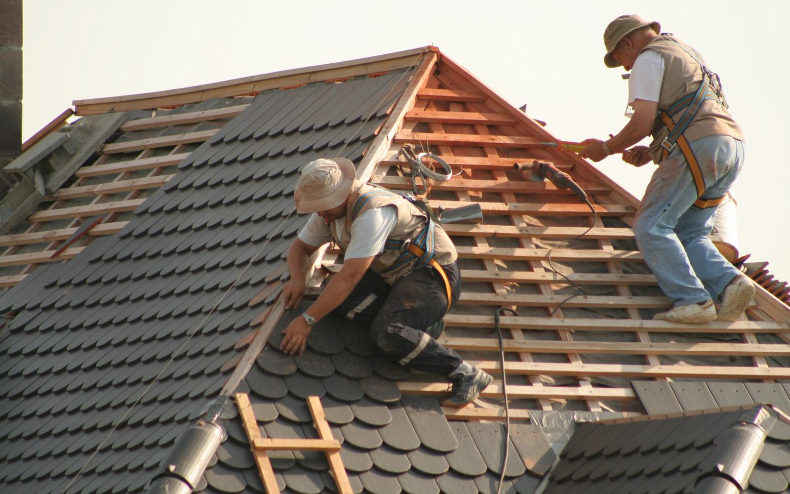 Строительство крыш частных домов своими руками