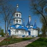 Почему купола православных церквей бывают разного цвета?
