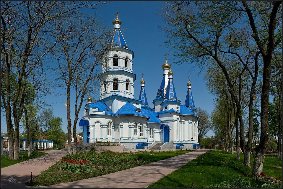 Цвет куполов православных храмов