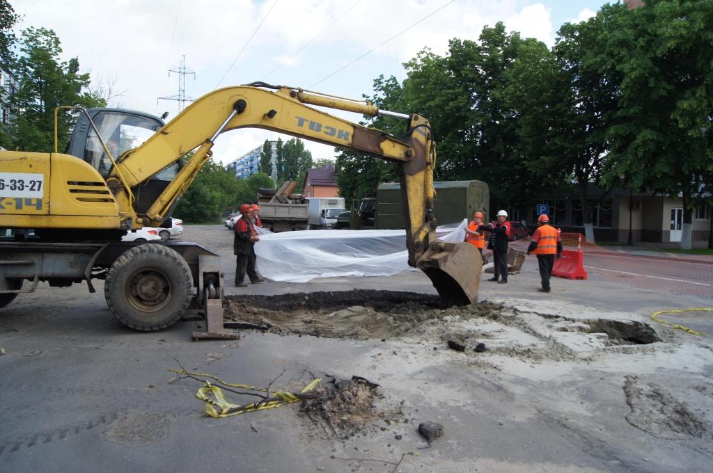 Почему нет воды в ростове на дону сегодня в ворошиловском районе