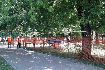 В Ростове откроют первую на юге страны площадку для детей-инвалидов.