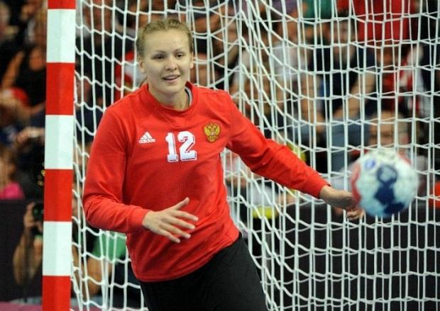 Гандболистка сборной Российской Федерации Анна Седойкина выбывает изОлимпиады из-за травмы