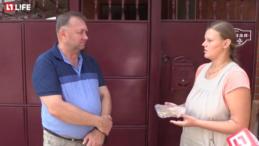 «Шедевр» кулинарного искусства— пирожки смухами,— жительница хутора Некрасовка отнесла главе района