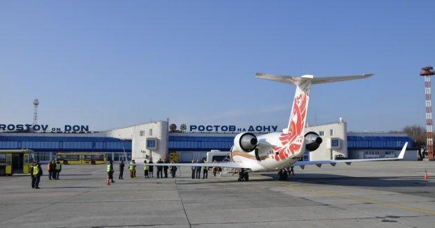 «Кортрос» приступит кзастройке ростовского аэропорта в2017г