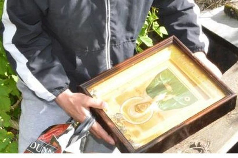 НаДону задержали подозреваемого вкрае икон измонастыря