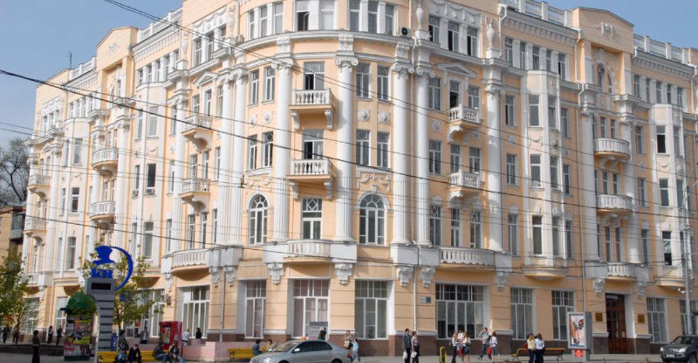 Служащих  ЮФУ задержали поподозрению вполучении взятки