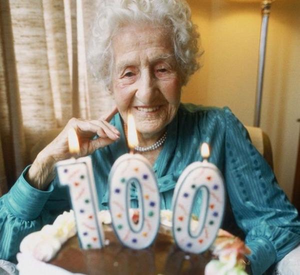 187 долгожителей проживает наДону