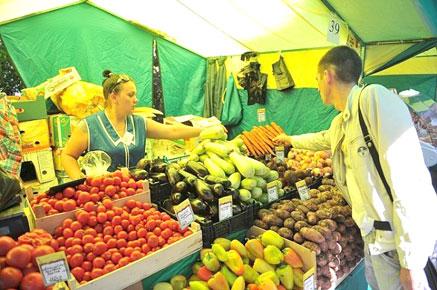 Нафутбольном поле рядом сДГТУ пройдет продовольственная ярмарка