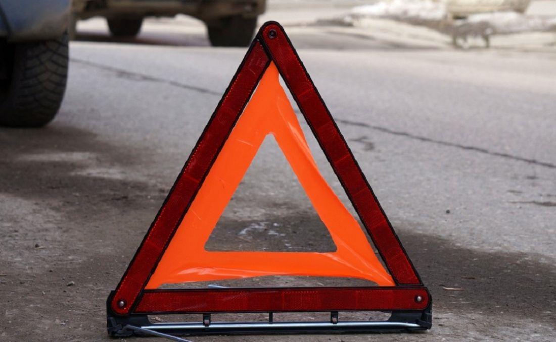 НаДобровольского КАМАЗ, пытаясь избежать трагедии, протаранил 5 машин