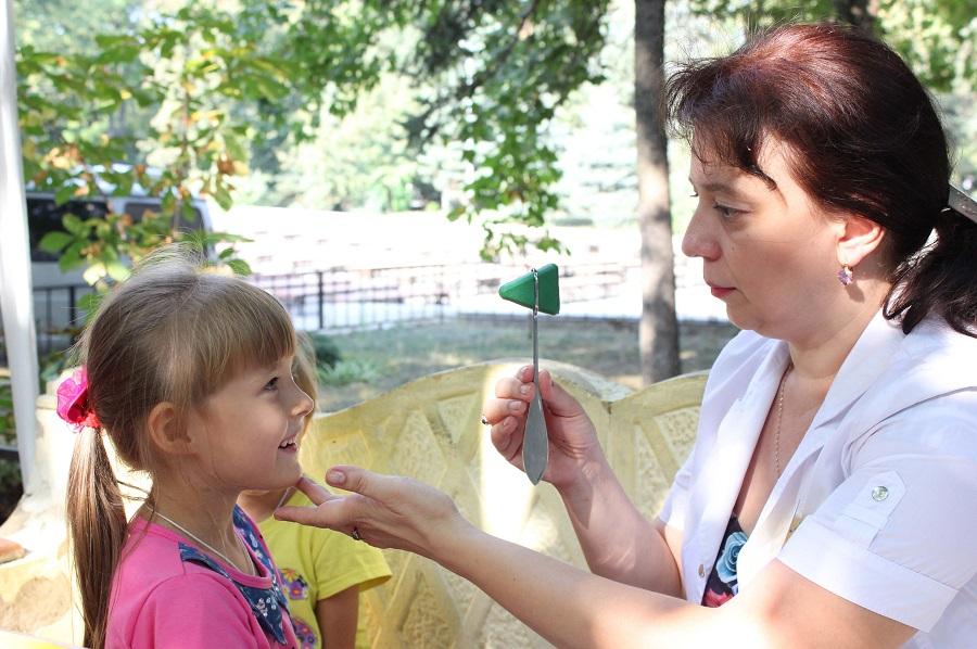 Бесплатные консультации мед. персонала можно получить на«площадке здоровья»