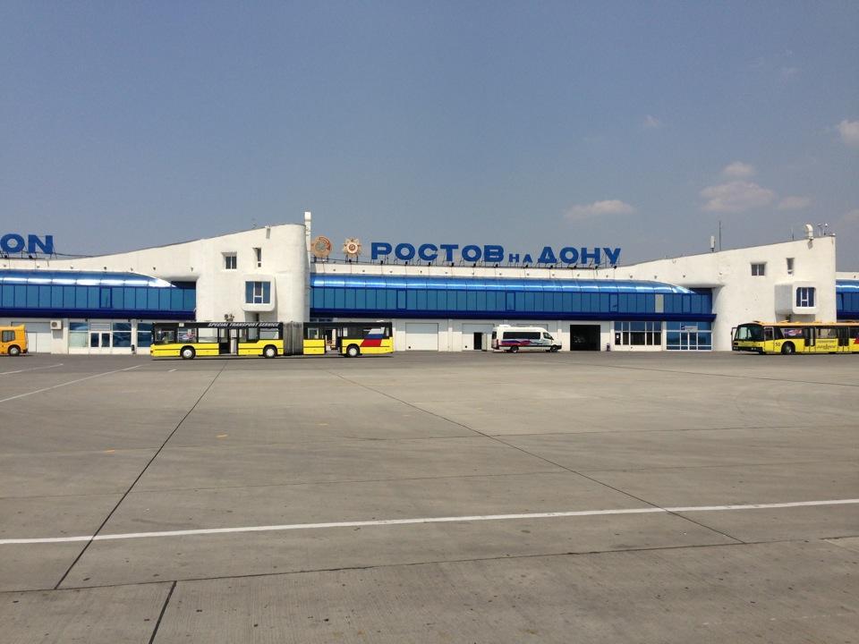 Самолет изПетербурга совершил экстренную посадку вРостове