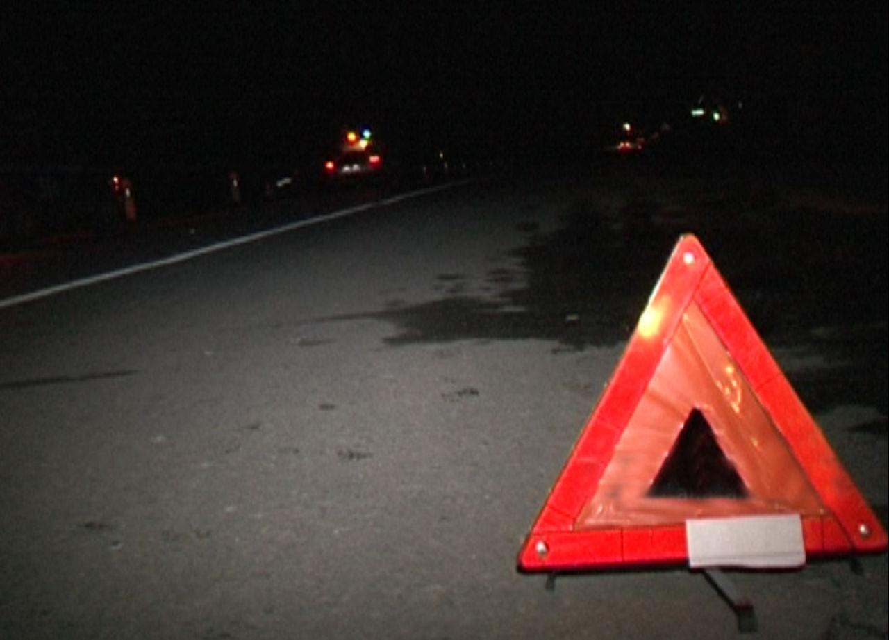 ВРостовской области пешеход умер под колесами 2-х машин