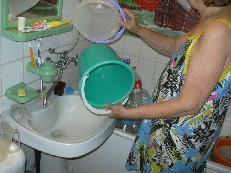 Город Гуково Ростовской области остался без воды из-за трагедии