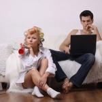 Не слова доводят до развода, а интонация