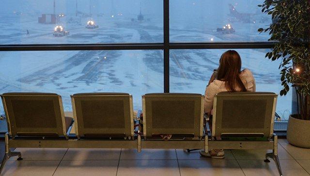 Фото ру девушка в аэропорту