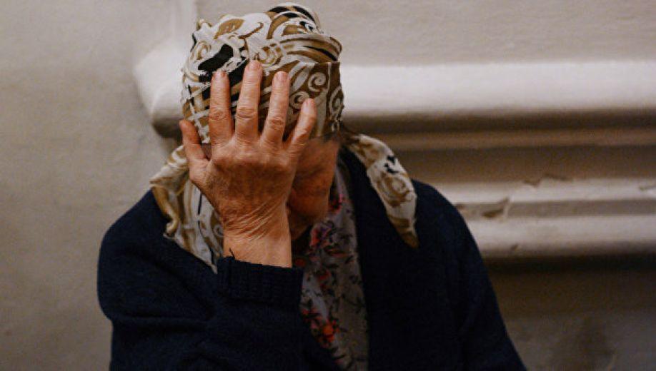 ВТаганроге мужчина угрожая расправой напал на86-летнюю пенсионерку