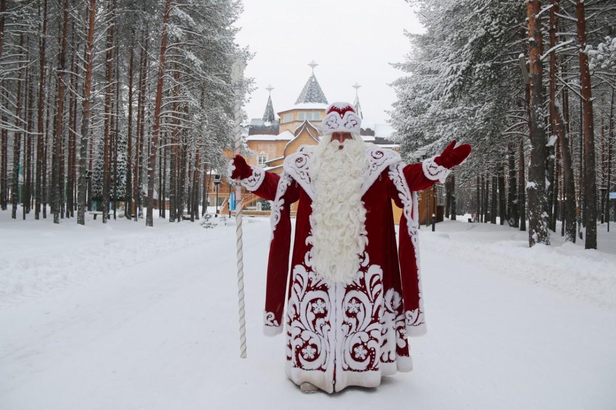 ВНижний Новгород приедет Всероссийский дедушка Мороз