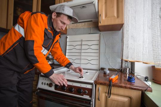 Занебезопасное газовое оборудование вдомах накажут рублем