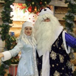 Новогодняя ярмарка, КВЦ «ДонЭкспоцентр», 16 - 25 декабря 2016