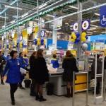 В России строят больше торговых центров, чем в Западной Европе