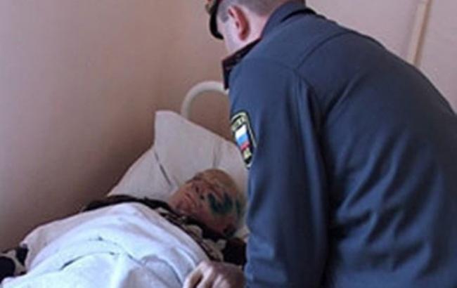 НаГвардейском обокрали иизбили троих пожилых людей